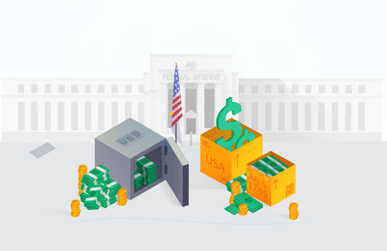 The Comeback of the Greenback: an Infographic About the Current State of the U.S. Dollar