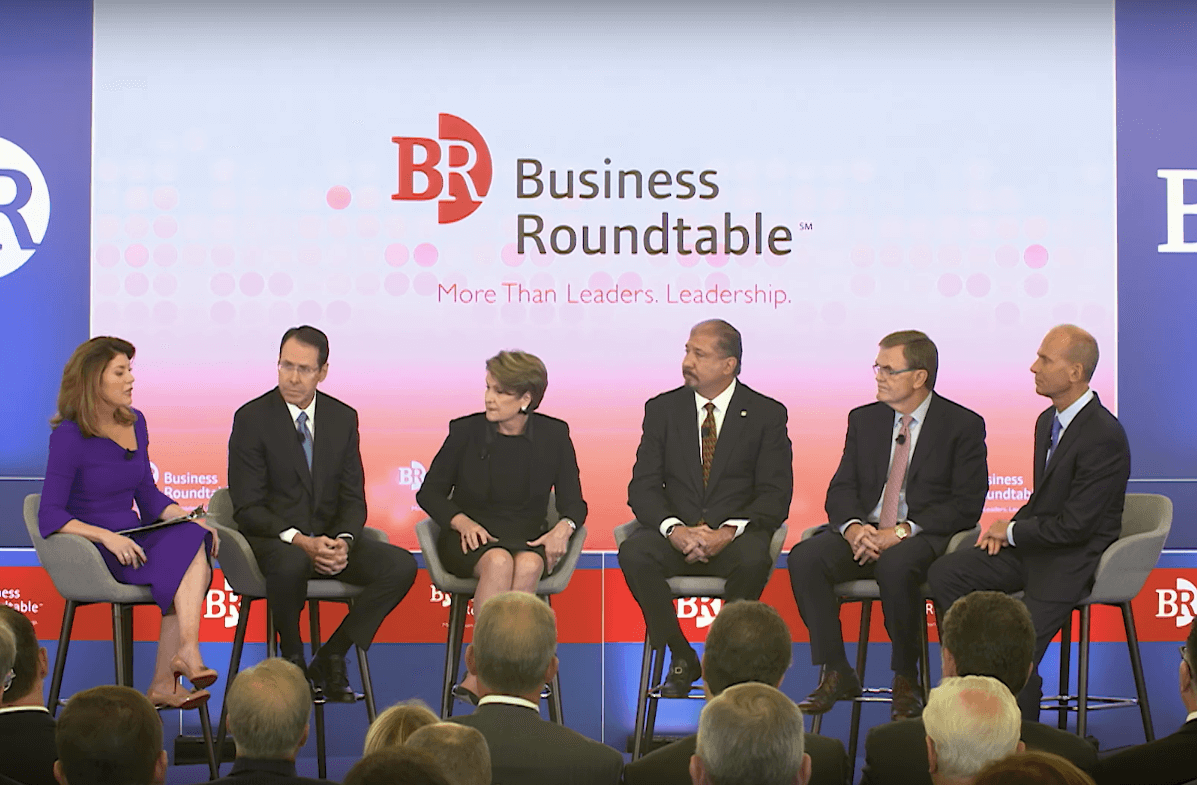 Top CEOs Claim Social Responsibility Should Come Before Profit Image
