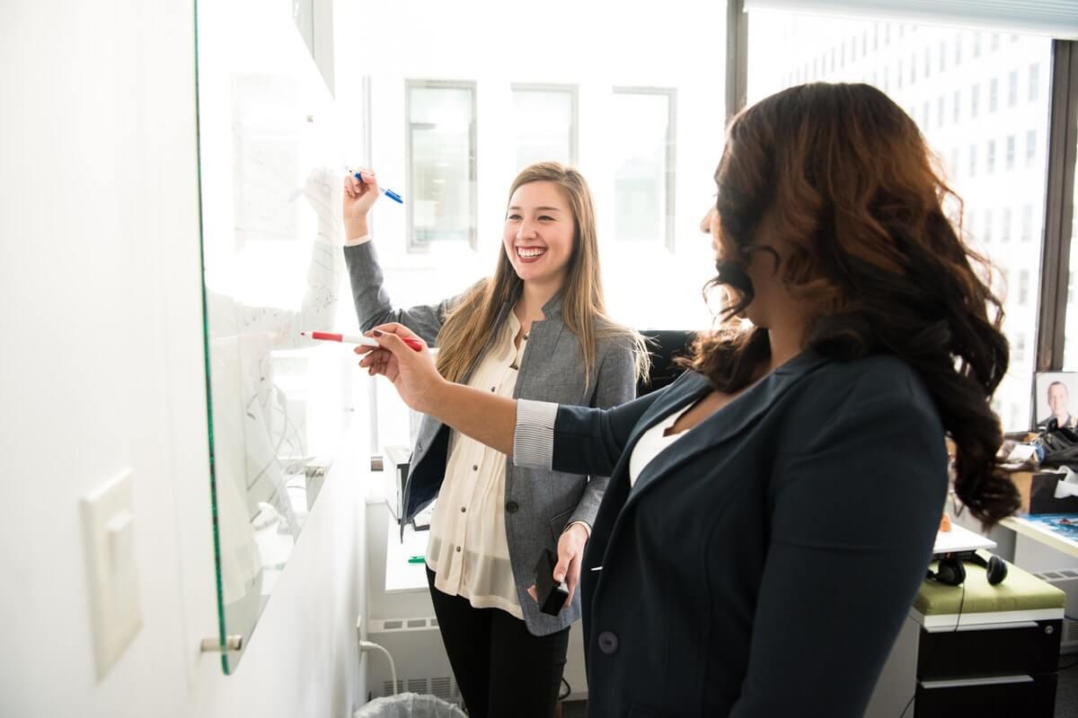San Francisco Bay Area #1 for Women Entrepreneurs: Survey Image
