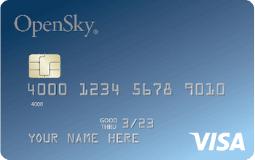 OpenSky® Secured Visa® Credit Card Review