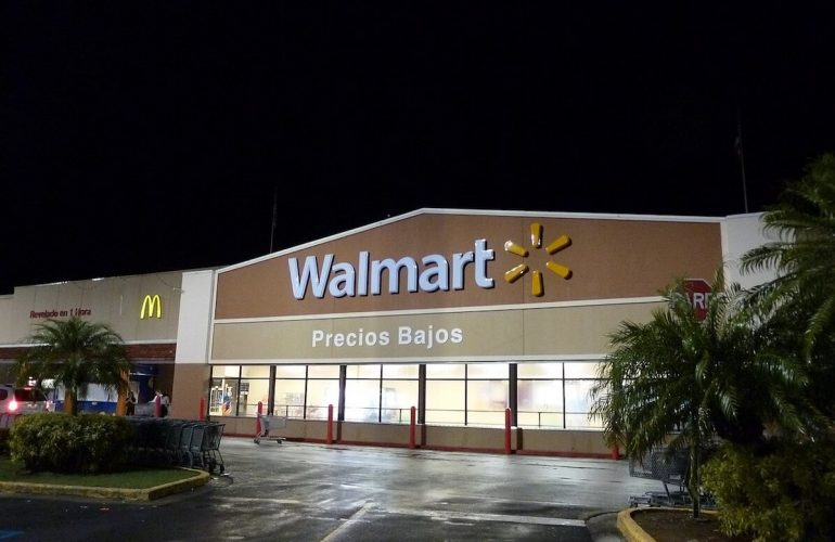 Capital One Launches Walmart-Branded Cards Image