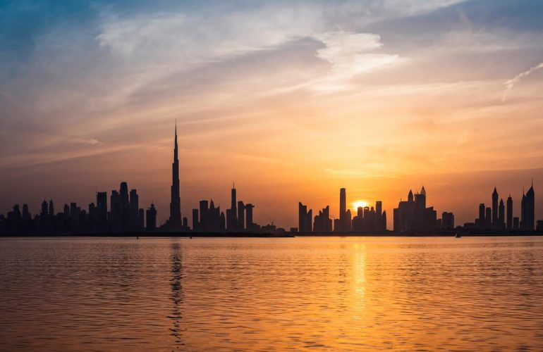 Dubai Emerges as Global Finance Hub Image
