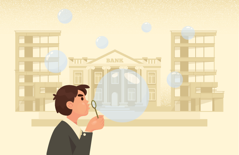 Economic Bubbles: The History, Causes, and Effects