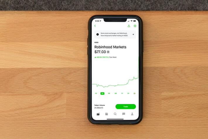 Robinhood Offers $15 to Novice College Student Traders