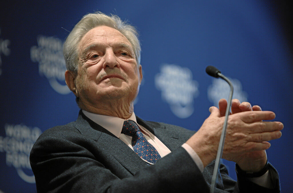 George Soros and the Bank of England: A Huge Gamble That Paid Off Image