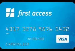 First Access Visa® Card
