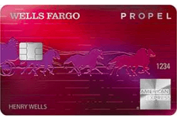 Wells Fargo Propel American Express Credit Card