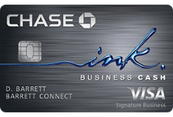 Chase Ink Business Cash® Credit Card