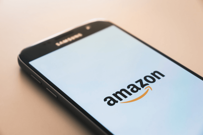 Amazon Cements Biggest Online Retailer Title Image