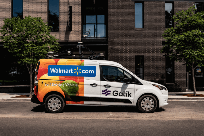 Gatik Completes $85M Round for Autonomous Robotic Delivery Image