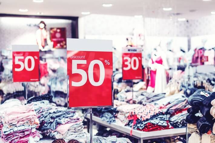 Retail Sales Surge Nearly 10% in March
