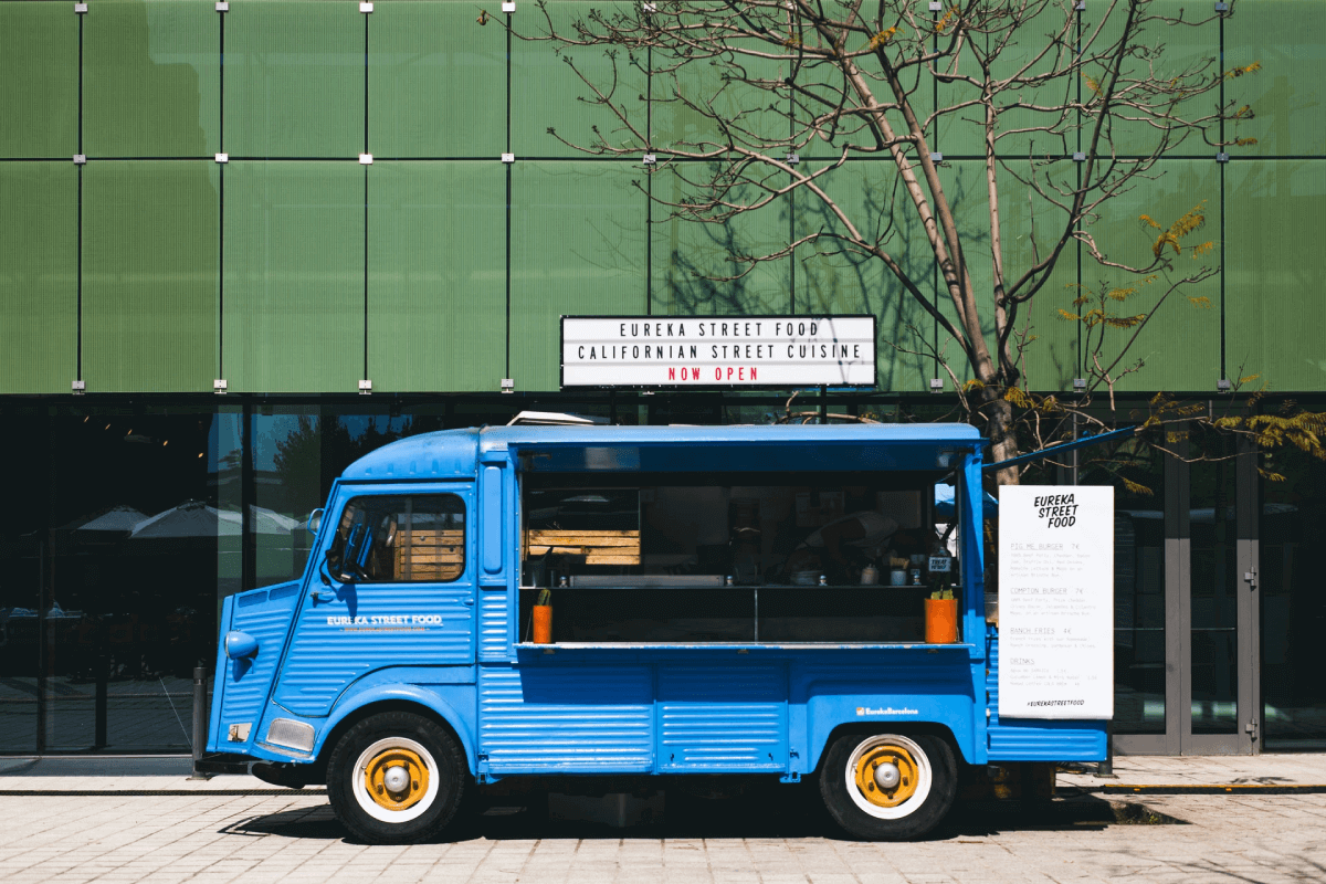20+ Food Truck Industry Statistics: What's Cooking in 2021? Image